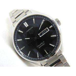 TAG HEUER Carrera Day Date Caliber 5 WAR201A-1 Automatic Mens watch
