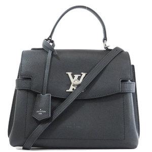 Louis Vuitton M53937 Lock Me Eva BB 2WAY Backpack Daypack Calf Ladies LOUIS VUITTON