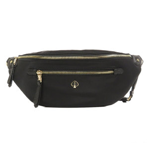 Kate spade logo body bag nylon ladies kate
