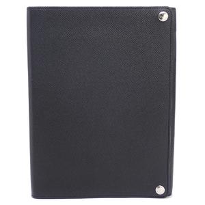 Louis Vuitton Taiga Etui iPad Case Air Leather Ardoise Black M93804