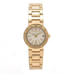BVLGARI Bvlgari-Bvlgari Date K18 Gold Ladies Quartz Watch BB23WGGD