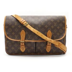 LOUIS VUITTON Louis Vuitton Monogram Gibesiere GM Shoulder Bag Diagonal Messenger M42246