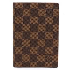 LOUIS VUITTON Louis Vuitton Damier couverture passport case cover N60188