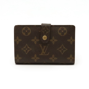 LOUIS VUITTON Louis Vuitton Monogram Portefoille Vienois Bi-fold 2-fold Gamaguchi Purse M61663