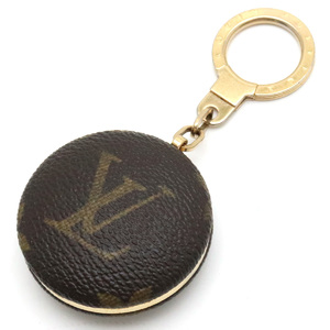 LOUIS VUITTON Louis Vuitton Monogram Astropill key ring with light keychain charm M51910
