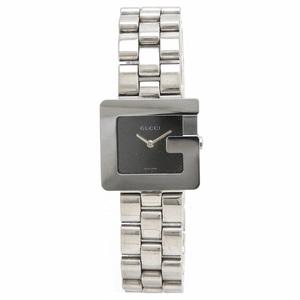 GUCCI Gucci G motif Black Dial Boys Ladies Unisex Quartz Wrist Watch 3600J