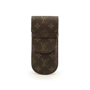 LOUIS VUITTON Louis Vuitton Monogram Etui Lunet Lava Glasses Case Multi Pouch M62970