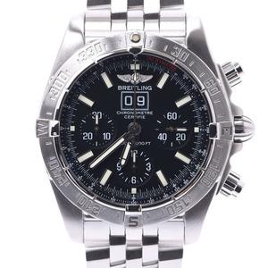 BREITLING Blackbird Steel Automatic Mens Watch A44359