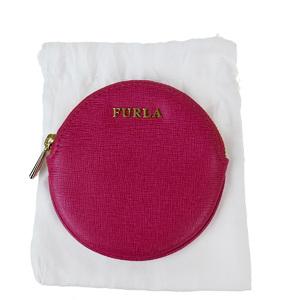 フルラ(Furla) レザー 小銭入れ・コインケース ピンク