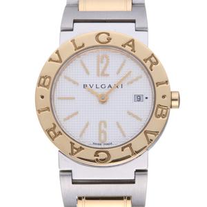 BVLGARI Ladies Watch BB26SG Stainless Steel Silver Dial