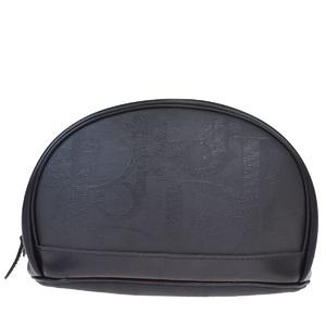 Christian Dior Trotter PVC Clutch Bag Black