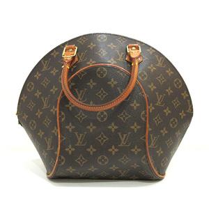 Louis Vuitton Ellipse GM Brown Handbag Tote Ladies Monogram
