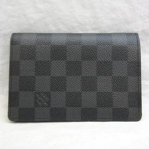 Louis Vuitton Couverteur Passport Damier Graffiti Cover N60031