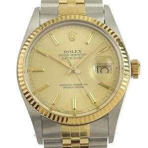 ROLEX Datejust Mens Automatic Watch 16013 89 Series