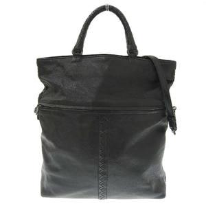 Bottega Veneta 2-Way Bag Leather Black 245262 V0320 1000
