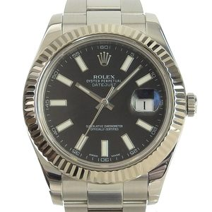 ROLEX Datejust II Mens Automatic Watch 116334 G Serial