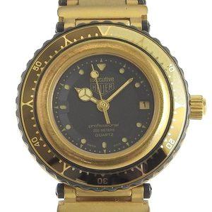 TAG HEUER executive exective ladies Quartz Watch 914 308 Vintage