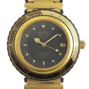 TAG HEUER executive exective mens quartz  Watch 914 313 Vintage