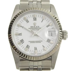 ROLEX Datejust Mid Size Automatic Watch 68274 R Serial