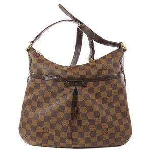Louis Vuitton N42251 Bloomsbury PM Damier Ebene Shoulder Bag Canvas Ladies LOUIS VUITTON