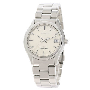 SEIKO 9F62-0A10 Land SBGX005 Watch Stainless Steel Mens