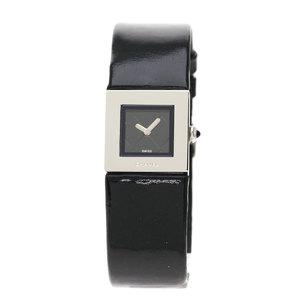 CHANEL Matelasse Steel Leather Quartz Ladies Watch H0116