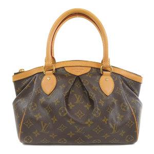 Louis Vuitton M40143 Tivoli PM Monogram Handbag Canvas Ladies LOUIS VUITTON