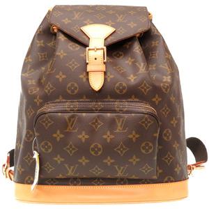 Louis Vuitton Monogram Monsuri GM M51135 Rucksack Backpack LOUIS VUITTON