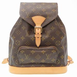 Louis Vuitton Monogram Monsuri MM Backpack M51136 LV LOUIS VUITTON