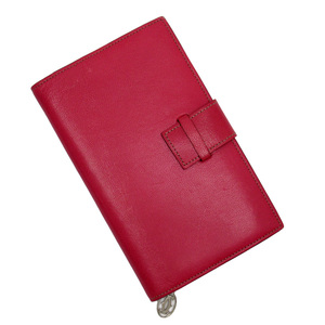 Cartier Notebook Cover Agenda Collection Remast Rose Pink Ghostskin Ladies