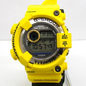 G-SHOCK CASIO Casio watch DW-8200AC-9T FROGMAN America's Cup 2000 AMERICA'S CUP Quartz Men's 419854 RY2929