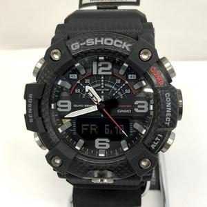G-SHOCK CASIO Casio watch GG-B100-1AJF Mad Master MUDMASTER Digiana Quartz Men's Black 418734 RY2890