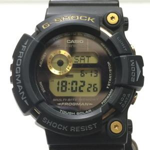G-SHOCK Watch GW-225A-1JF CASIO Casio FROGMAN Frogman 25th Anniversary Digital Tough Solar Black Men's 695436 RM0807D