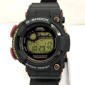 CASIO G-SHOCK Watch GWF-1035F-1JR FROGMAN Frogman Magma Ocean MAGMA OCEAN 35th Anniversary 25th Radio Solar Diving Frog Black Red Product Mens Box