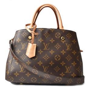 Louis Vuitton Tote Bag Shoulder LOUIS VUITTON Montaigne BB 2way M41055 Monogram