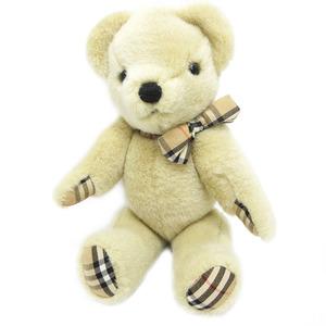 Burberry's Burberry Check Teddy Bear Plush Beige