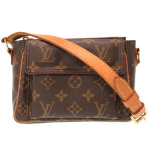Louis Vuitton Monogram Viva Cite PM M51165 Shoulder Bag LV 0124 LOUIS VUITTON