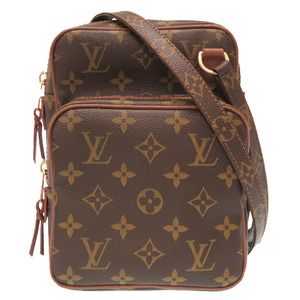 Louis Vuitton Comme des Garcons Monogram Sac De Posh Shoulder Bag LV 0068 LOUIS VUITTON Amazon