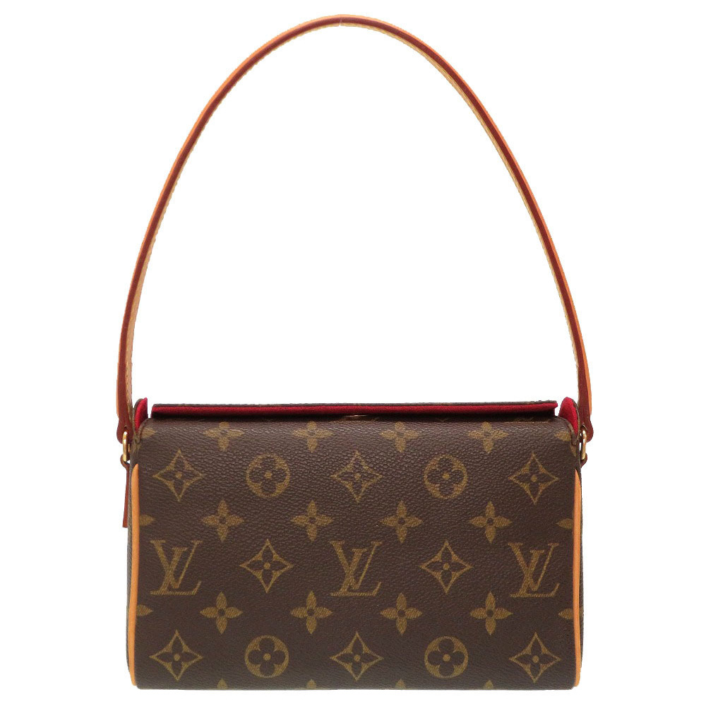 Louis Vuitton Monogram Recital M51900 Handbag Bag LV 0124 LOUIS VUITTON