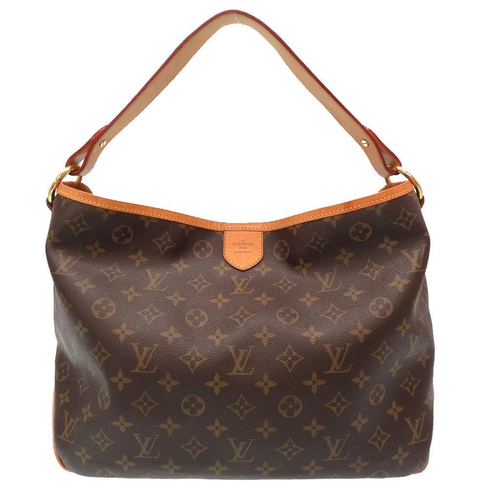 Louis Vuitton Monogram Delightful PM M40352 Tote Bag LV 0126 LOUIS VUITTON
