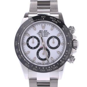 ROLEX Daytona 116500LN Mens Steel Watch Automatic