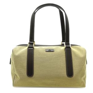 Gucci mini Boston bag GG pattern ladies shoulder 257288 canvas beige brown