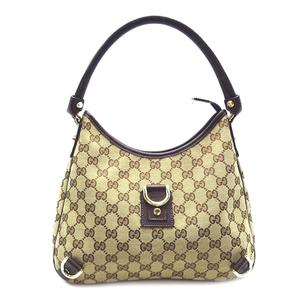 Gucci One Shoulder Bag Ladies 130738 GG Canvas