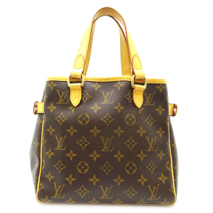 Louis Vuitton Batignolles Ladies Handbag M51156 Monogram Canvas