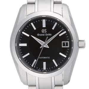 Seiko Grand Heritage Collection Men's Watch SBGR253 9S65-00B0 Stainless Steel Black Dial