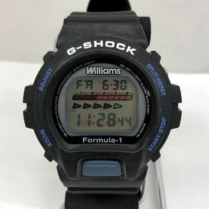 G-SHOCK CASIO Casio watch DW-6600B Williams Formula-1 Quartz Men