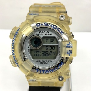 G-SHOCK CASIO Casio watch DW-8201WC FROGMAN WCCS Triple Manta Quartz