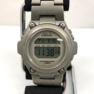 G-SHOCK CASIO Casio watch MRG-100T-8 MR-G Quartz Men's Titanium
