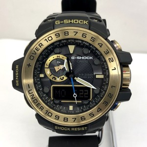 G-SHOCK CASIO Casio watch GWN-1000GB-1 GULFMASTER Master of G Solar Triple Sensor Men's