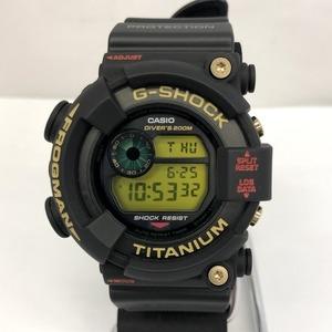G-SHOCK CASIO Casio watch DW-8201NT-1 FROGMAN 7th men's